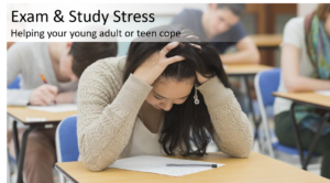 exam stress study hsc teenagers course online parenting seminar