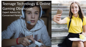 teenager techology & online video gaming obsession parenting seminar course free