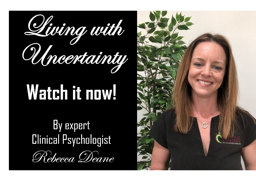 living with uncertainty vlog covid-19