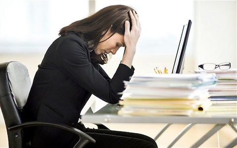 women burn out exhausted working take a break holiday