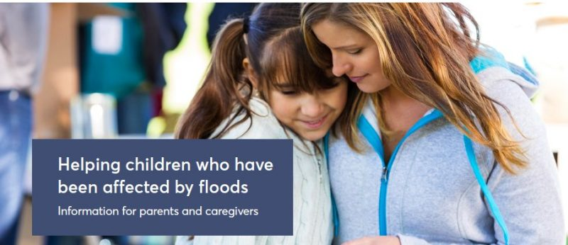 floods 2021 recovery support psychology therapy devastation family children Sydney Hawkesbury